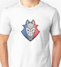 G2 Esports French Flag Unisex T-Shirt
