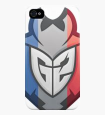 G2 Esports French Flag iPhone 4s/4 Case