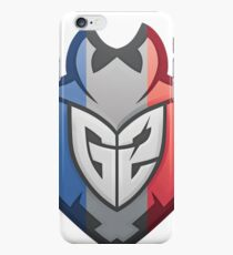G2 Esports French Flag iPhone 6 Case