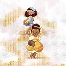 « Marchandes créoles » par mimikaweb