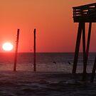 Sunrise at Kitty Hawk by Lolabud
