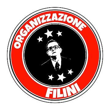 ORGANIZZAZIONE FILINI by Minuik