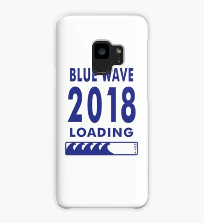 Blue Wave 2018 Loading Case/Skin for Samsung Galaxy