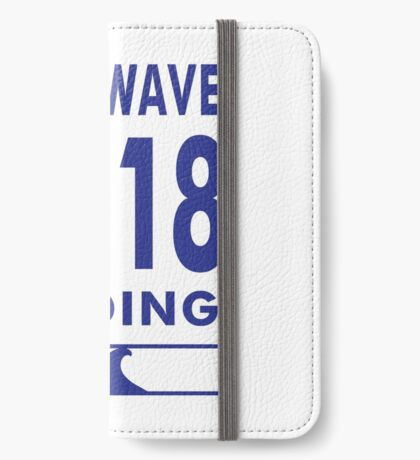 Blue Wave 2018 Loading iPhone Wallet