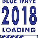 Blue Wave 2018 Loading by EthosWear