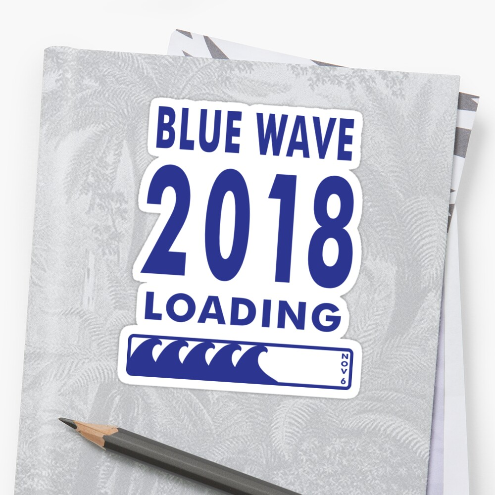 Blue Wave 2018 Loading by EthosWear