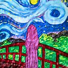 Sad On A Starry Night by trisha22