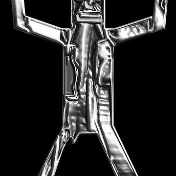 Puppet in silverlook by robelf