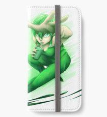 Happy Plankton  iPhone Wallet/Case/Skin