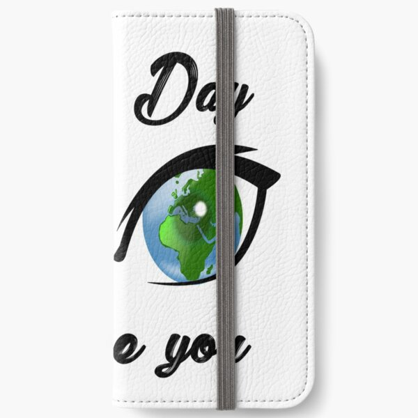 I love you Mother Earth iPhone Wallet