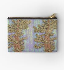 Lone Crooked Pine Tree Studio Pouch