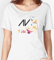 avicii tribute  Women's Relaxed Fit T-Shirt