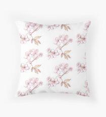 Cerisier Throw Pillow