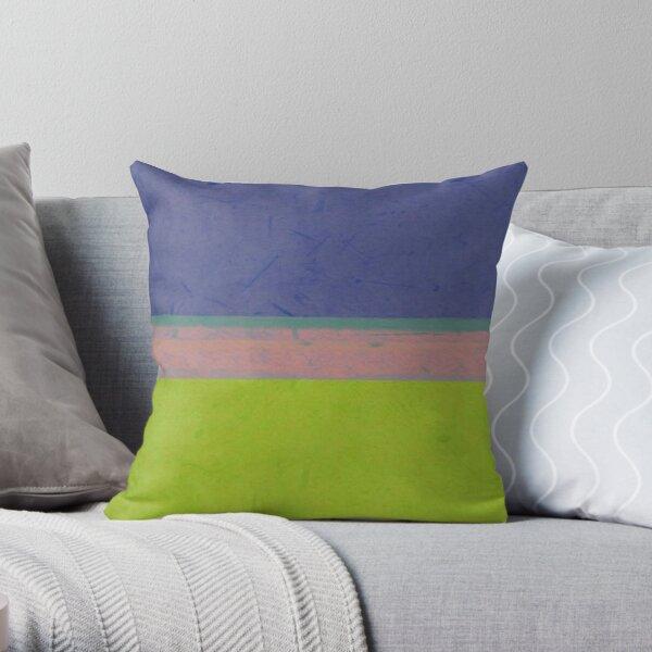 Imagining Rothko V Throw Pillow