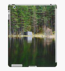 Loch, Aberdeenshire iPad Case/Skin