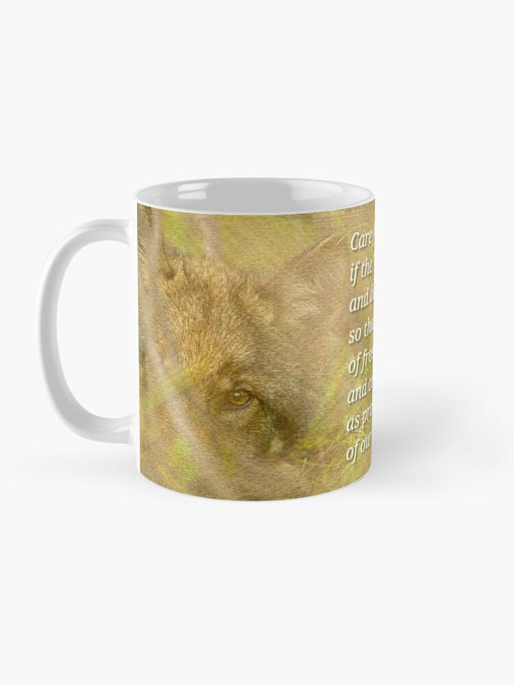 Alternate view of Protect Nature Mug