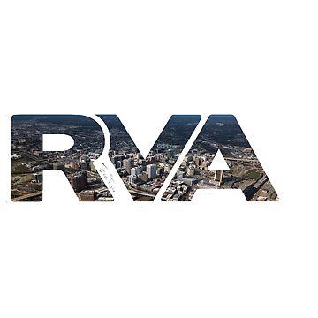 Richmond Virginia RVA by FosterCo