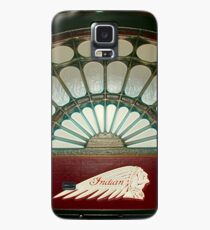 A sign - Indian Motorcycles Case/Skin for Samsung Galaxy