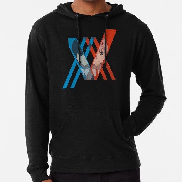Chéri dans le FranXX Sweat à capuche léger