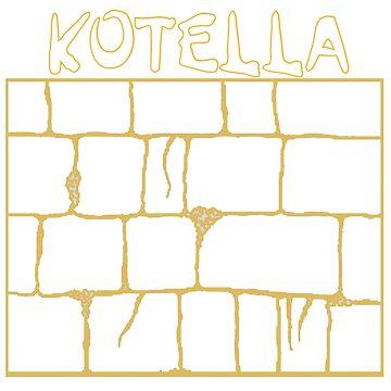 KOTELLA by L-Scott