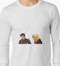 Goofing Around  Long Sleeve T-Shirt