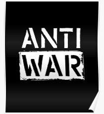 Antikrieg Poster