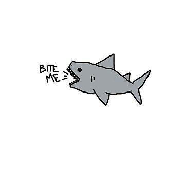 bite me  by L-Scott