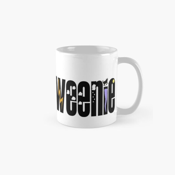 Weather Weenie - weather geek and proud! Classic Mug