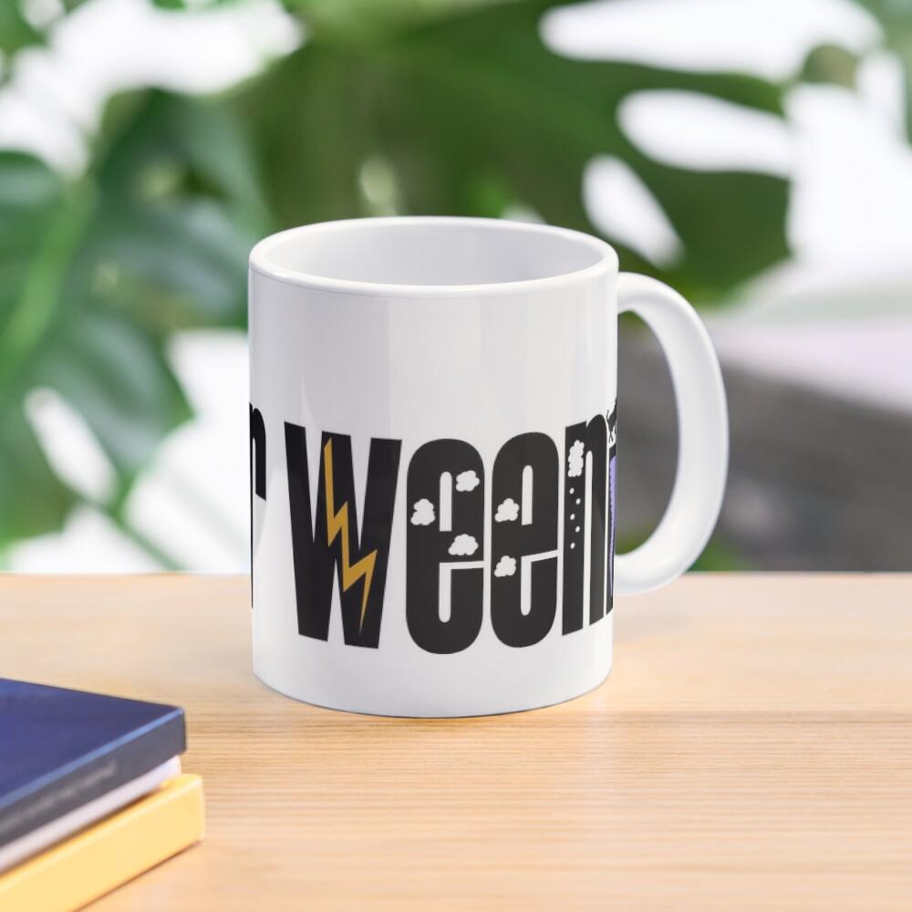 Weather Weenie - weather geek and proud! Mug