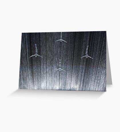 WaterWall Greeting Card