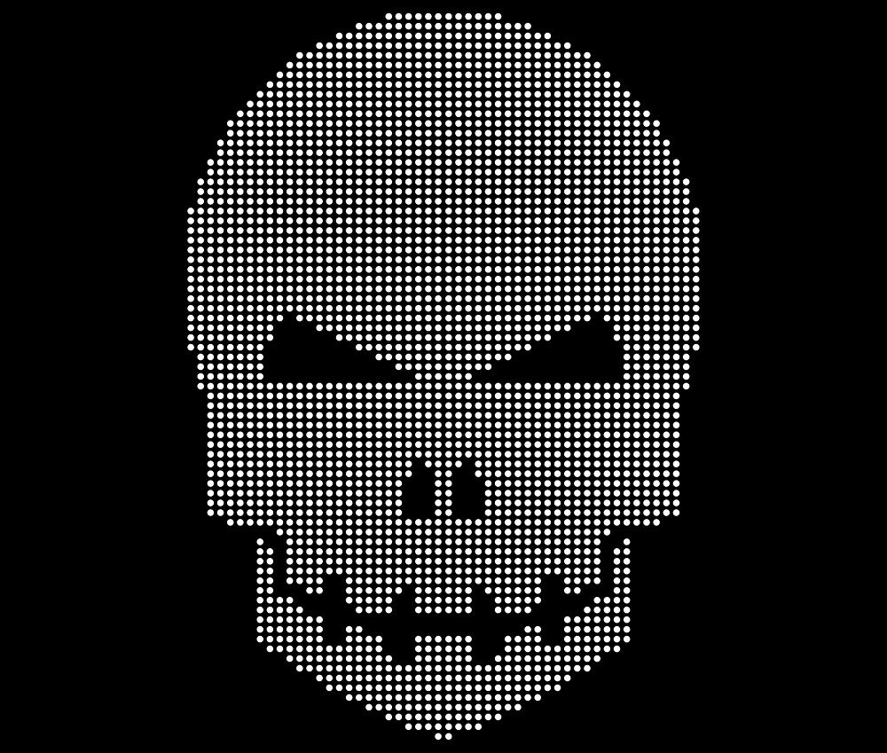 Quot Welcome To The Game 2 Hacker Skull Quot By Cgwolf13 Redbubble