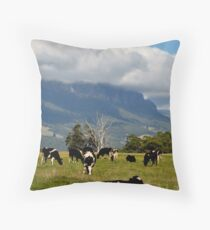 photoj Tas, Mt Roland Throw Pillow