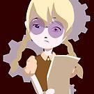 Steampunk Geek #3 by JaydAlex