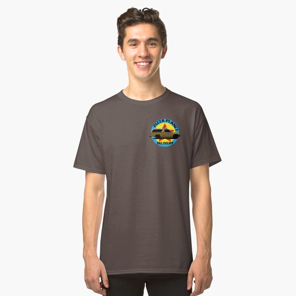 PIZZA PLANET Classic T-Shirt
