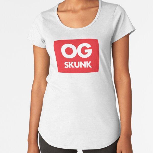 OG Skunk Premium Scoop T-Shirt