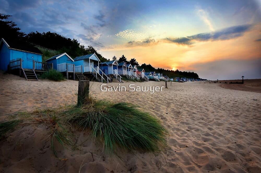 Wells-Next-The-Sea, Norfolk by Gavin Sawyer