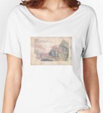 Asian Art Painting Women's Relaxed Fit T-Shirt