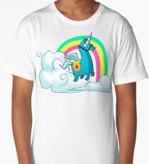 LLama Gamer Long T-Shirt