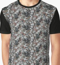 Beach Rocks Graphic T-Shirt