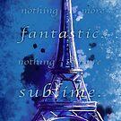 Paris Print by JaydAlex