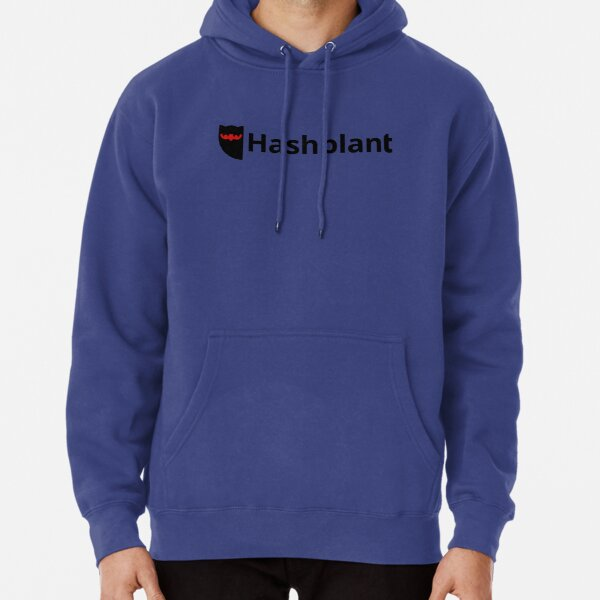 Hash Plant Pullover Hoodie