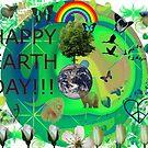 Happy Earth Day! by WildestArt