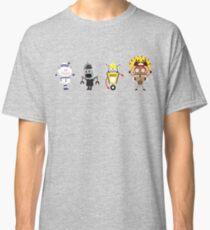 RETRO ROBOT YMCA Classic T-Shirt