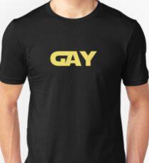 star wars is gay Unisex T-Shirt
