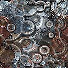 Abstract Coins by morningdance