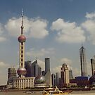 Pudong, Shanghai by BigAl1