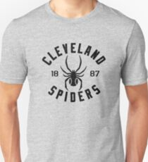 DEFUNCT - CLEVELAND SPIDERS BASEBALL 1887 Unisex T-Shirt