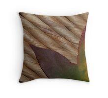 Colour of Autumn Throw Pillow