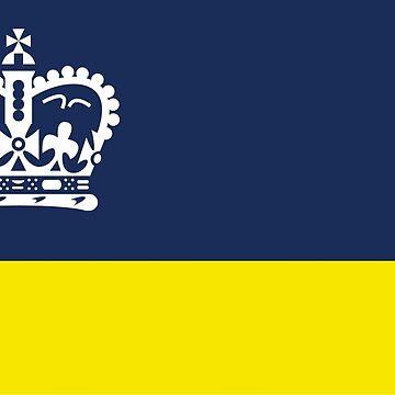 Flag of Regina  by abbeyz71