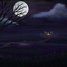 Samhain  - 2009 .  by Leah McNeir